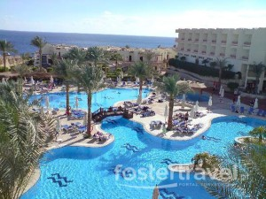 Mass tourism hotel